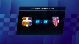 Skrót meczu Wybrzeże Gdańsk - Polonia Bydgoszcz