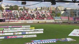 Skrót meczu Polonia Bydgoszcz - Ostrovia Ostrów Wlkp