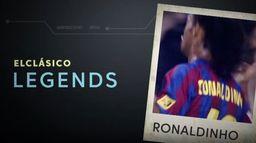 Legendy El Clasico: Ronaldinho