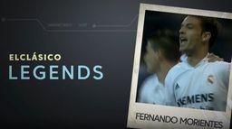 Legendy El Clasico: Fernando Morientes