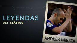 Legendy El Clasico: Andres Iniesta