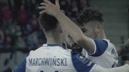 Skrót meczu Jagiellonia - Lech
