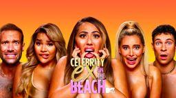 Ex na plaży. Celebryci