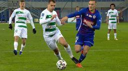 Skrót meczu Piast - Lechia