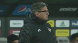 Skrót meczu Legia - Piast