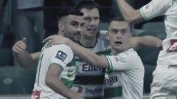 Skrót meczu Legia - Lechia