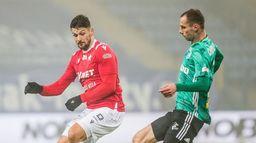 Skrót meczu Wisła Kraków - Legia