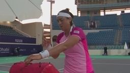 Skrót meczu Pavlyuchenkova - Jabeur