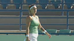 Sabalenka - Rybakina: skrót ćwierćfinału WTA 500 w Abu Dhabi