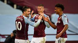 Premier League: Manchester City - Aston Villa