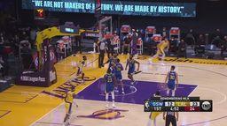 Skrót meczu LA Lakers – Golden State