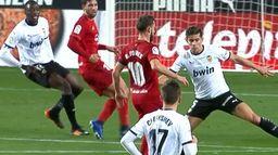 Skrót meczu Valencia - Osasuna
