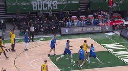 Skrót meczu Los Angeles Lakers - Milwaukee Bucks