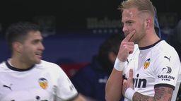 Skrót meczu Atletico - Valencia