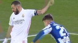 Skrót meczu Deportivo Alaves - Real Madryt