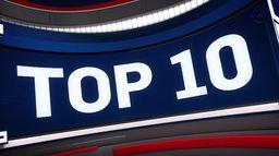 Top 10 zagrań NBA z 24 stycznia