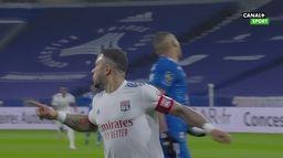 Skrót meczu Ol. Lyon - RC Strasbourg