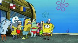 SpongeBob Kanciastoporty - Sezon 8