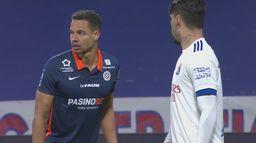 Skrót meczu Ol. Lyon - Montpellier