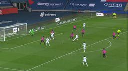 Skrót meczu PSG - Nice