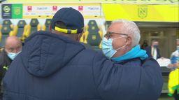 Skrót meczu FC Nantes - Ol. Marsylia