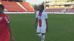 Skrót meczu Dijon - PSG