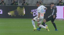 Skrót meczu Ol. Marsylia - Ol. Lyon