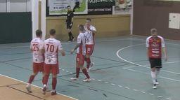 Skrót meczu Red Devils Chojnice - Malepszy Futsal Leszno