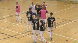 Skrót meczu LSSS Team Lębork - Constract Lubawa