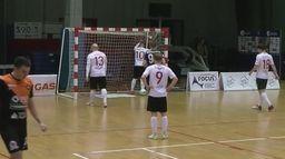 Skrót meczu FC Reiter Toruń - Clearex Chorzów