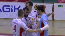 Najładniejsze bramki 25. kolejki Futsal Ekstraklasy