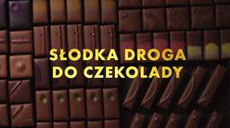 Słodka droga do czekolady