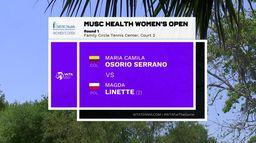 Maria Camila Osorio Serrano - Magda Linette