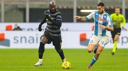 Serie A TIM: SSC Napoli - Inter Mediolan
