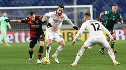 Serie A TIM: AC Milan - Genoa CFC