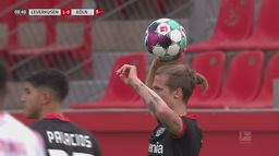 Bayer 04 Leverkusen - FC Koeln