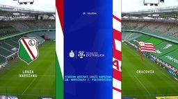 Legia Warszawa - Cracovia