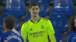 Skrót meczu Getafe - Real Madryt
