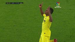 Skrót meczu Levante - Villarreal