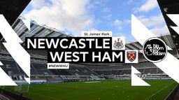 Skrót meczu Newcastle - West Ham