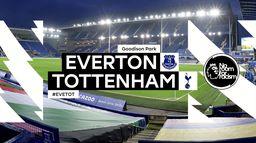 Skrót meczu Everton - Tottenham