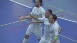 Skrót meczu Nova Gliwice - Rekord Bielsko-Biała