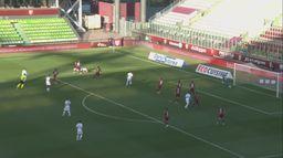 Skrót meczu Metz - PSG