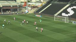 Skrót meczu Angers - Monaco