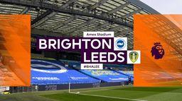 Skrót meczu Brighton - Leeds