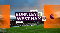 Skrót meczu Burnley - West Ham
