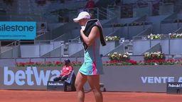 Skrót meczu Ashleigh Barty - Petra Kvitova