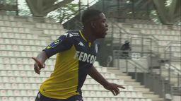 Skrót meczu Reims - Monaco