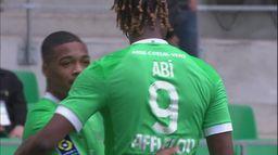Skrót meczu Saint-Etienne - Ol. Marsylia