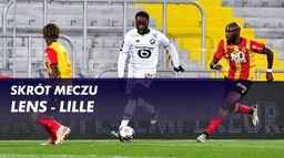 Skrót meczu Lens - Lille